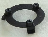 1960-1964 Ford Mustang Horn Ring Index Plate, Generator, Fits Mustang & Falcon, Black Molded Nylon