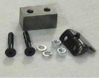 1965-66 Ford Mustang Fulcrum & Spacer Block Kit Used For Late Model Bell Housing Modification For T-5 Conversion