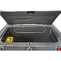 1964-1966 Ford Mustang Trunk Kit TMI Sport II -1 Color Vinyl with Carpet