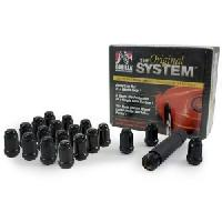 Black Gorilla Locking Lug Nut Kit - C5 & C6 Corvette