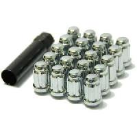 Chrome Gorilla Locking Lug Nut Kit - C5 & C6 Corvette