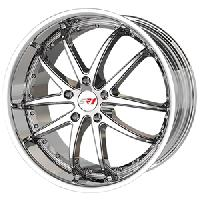 SR1 Performance Wheels APEX Series Chrome 18x8.5/19x10 1997-2013 C5 & C6 Corvette
