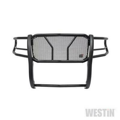 Westin HDX Grille Guard - Black - Fits 2016-2018 Nissan Titan XD Part# 57-3915