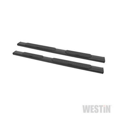 Westin 2005-2018 Toyota Tacoma Double Cab R5 Nerf Step Bars - Black