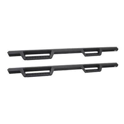 Westin/HDX 07-18 Toyota Tundra CrewMax Drop Nerf Step Bars - Textured Black