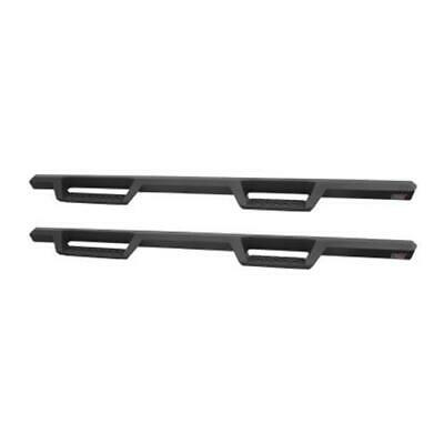 Westin/HDX 07-18 Toyota Tundra Dbl Cab Drop Nerf Step Bars - Textured Black