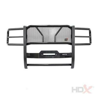 Westin 2009-2018 Dodge/Ram 1500 HDX Winch Mount Grille Guard - Black