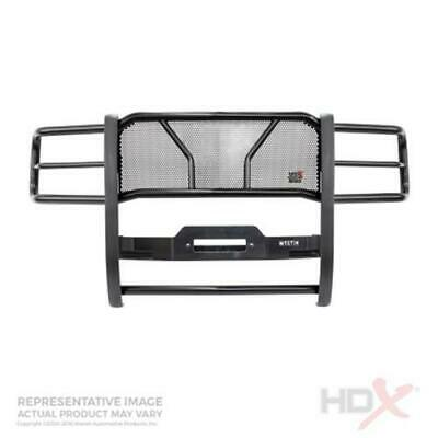 Westin 2007-2013 Chevrolet Silverado 1500 HDX Winch Mount Grille Guard - Black