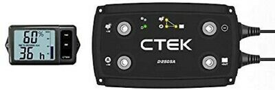 CTEK 20A Off Grid Bundle - D250SA and Battery Monitor