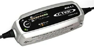 CTEK Battery Charger - MUS 4.3 Test & Charge - 12V