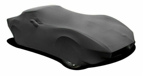 1968 - 1982 C3 Corvette Onyx Indoor Car Cover - BLACK - FREE SHIPPING!