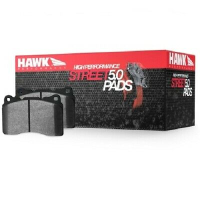 HAWK 84-96 CORVETTE HPS STREET REAR BRAKE PAD