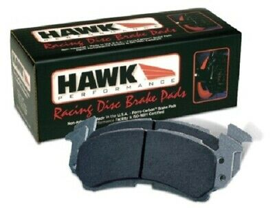 Hawk 06-10 Chevy Corvette (OEM Pad Design) Rear HP+ Sreet Brake Pads