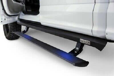 AMP Research 2007-2013 Chevy Silverado 1500 Extended/Crew PowerStep XL - Black