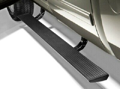 AMP Research 2007-2014 Chevy Silverado 2500/3500 Extended/Crew PowerStep - Black