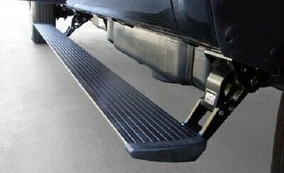AMP Research Chevy Silverado 2500 Double/Crew Cab PowerStep Plug N Play - Black