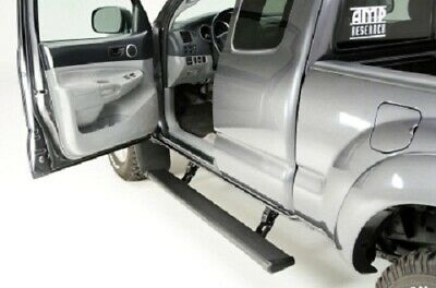 AMP Research 2005-2015 Toyota Tacoma Double Cab PowerStep - Black