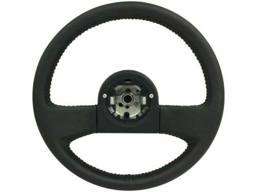 1984-1989 C4 Corvette OE Series Steering Wheel - Premium Leather - BLACK