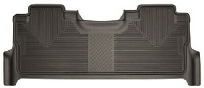 Husky Liners Ford Super Duty Crew Cab X-Act Contour Cocoa 2nd Seat Floor Liner