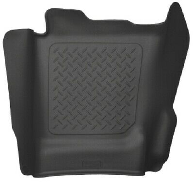 Husky Liners 14-16 GM Silverado/Tah X-Act Contour Black Center Hump Floor Liners