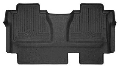 Husky Liners 14-16 Toyot X-Act Contour Black 2nd Row Floor Liner (Full Coverage)