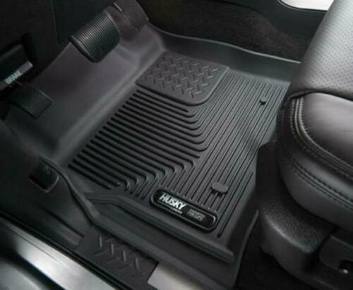 Husky Liners Chevrolet Traverse Bench/Bucket X-Act Contour Black Floor Liners