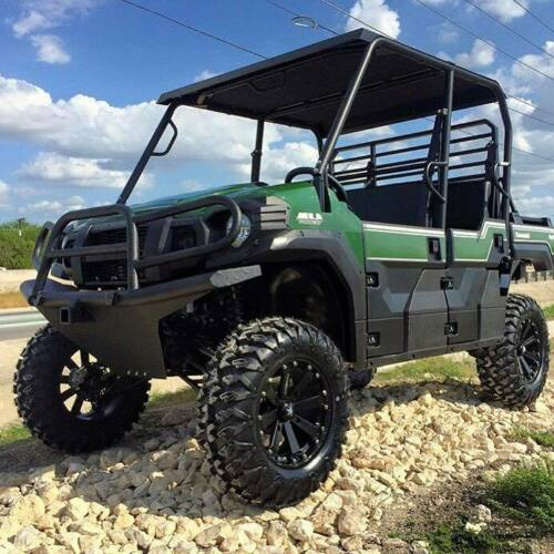 Tough Country UTV Deluxe Front Bumper for 2014-2020 Kawasaki PRO FXT