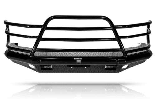 Tough Country Deluxe Front Bumper for 2017-2020 F250-F550 Super Duty