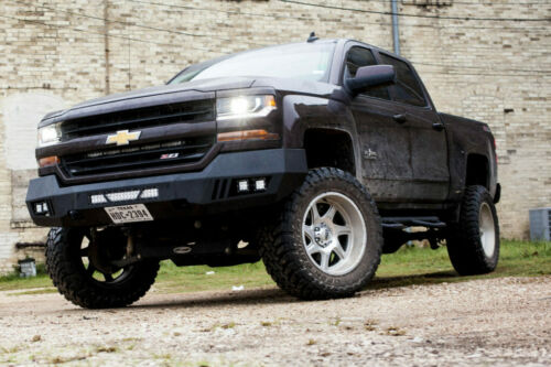 Tough Country Sport Front Replacement Bumper for 2016-2018 1500 Chevy Silverado