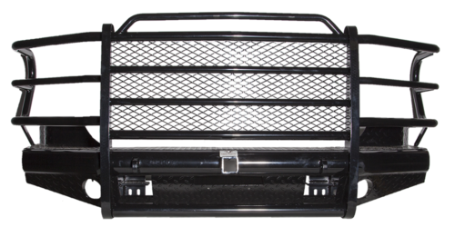 Tough Country Traditional Front Bumper for 2015-2019 2500 & 3500 GMC Sierra H.D.