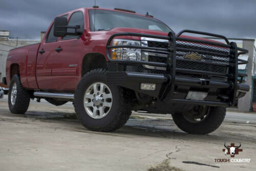 Tough Country Front Bumper for 2011-2014 2500 & 3500 Chevy Silverado H.D.