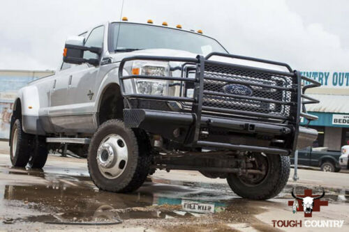 Tough Country Traditional Front Bumper for 2011-2016 F250-F350 Super Duty