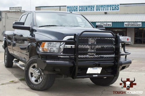 Tough Country Traditional Front Bumper for 2010-2018 2500 & 3500 Dodge Ram