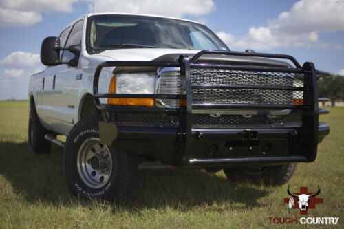 Tough Country Traditional Front Bumper for 1999-2004 F250-F550 Super Duty