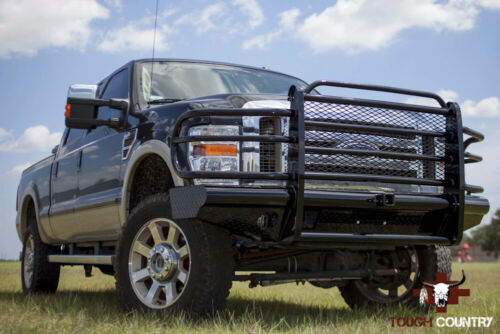 Tough Country Traditional Front Bumper for 2008-2010 F250-F350 Super Duty
