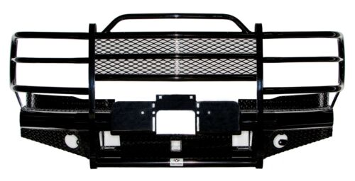 Tough Country Front Winch Mount Bumper for 2010-2018 2500 & 3500 Dodge Ram