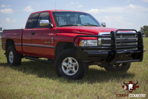 Tough Country Traditional Front Bumper for 1996-2002 2500 & 3500 Dodge Ram
