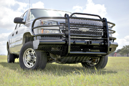 Tough Country Front Bumper for 2003-2007 2500 & 3500 Chevy Silverado H.D.Classic