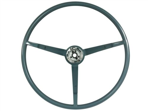 1965-1966 Mustang OE Series Steering Wheel - Part# ST3034 - AQUA