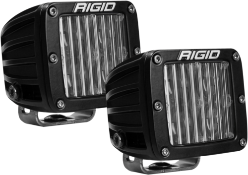 Rigid Industries DOT/SAW Fog Light Set (D-Series) Part # 504813