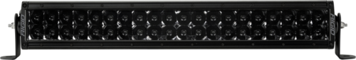 Rigid Industries 20in E Series Midnight Edition - Spot Part # 120213BLK