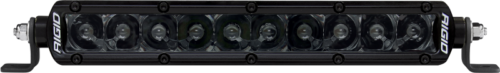 Rigid Industries 10in SR Series Spot - Midnight Edition Part # 910213BLK