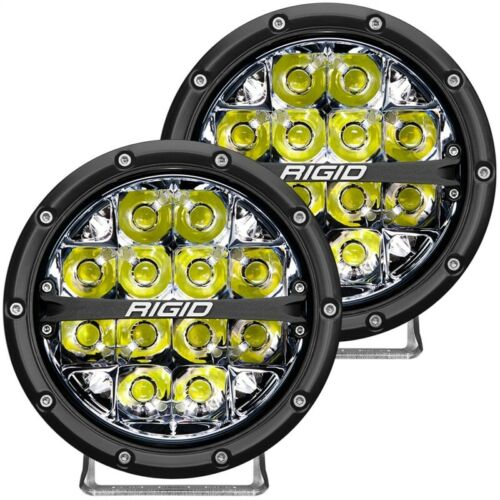 Rigid Industries 360-Series 6in LED Off-Road Spot Beam - White Part # 36200