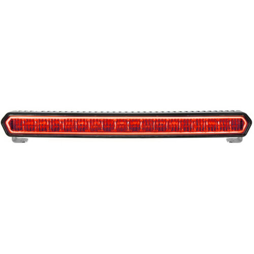 Rigid Industries SR-L 20in Off-Road LED Light Bar Black w/ Red Part # 63002