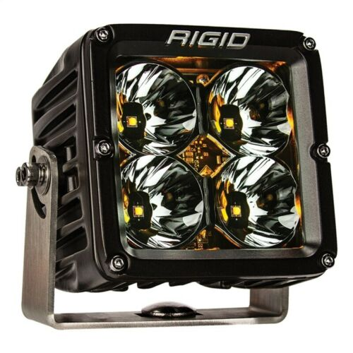 Rigid Industries Radiance Pod XL Amber Backlight - Pair Part # 32205