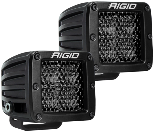 Rigid Industries D Series PRO Midnight Edition Part # 202513BLK