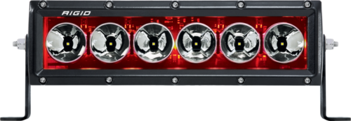 Rigid Industries Radiance 10in Red Backlight Part # 210023
