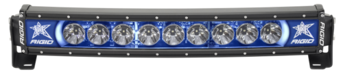 Rigid Industries Radiance Plus Curved 20in Blue Backlight Part # 32001