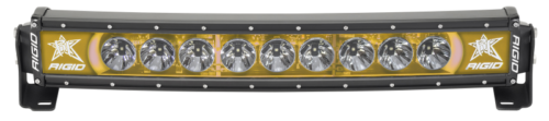 Rigid Industries Radiance Plus Curved 20in Amber Backlight Part # 32004