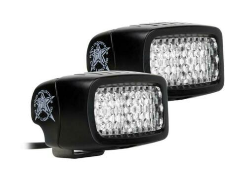 Rigid Industries SRQ - Flush Mount - Diffused - Back Up Light Kit Part # 980033